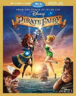 The Pirate Fairy (Blu-ray/DVD)