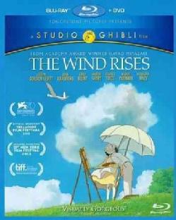 The Wind Rises (Blu-ray/DVD)
