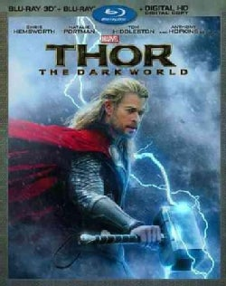 Thor: The Dark World 3D (Blu-ray Disc)