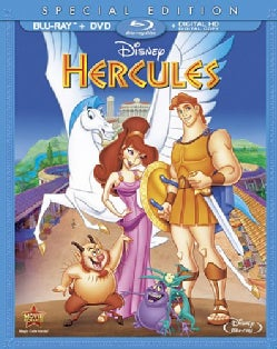 Hercules (Special Edition) (Blu-ray/DVD)