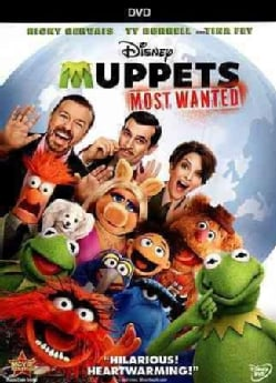 Muppets Most Wanted (DVD)