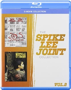 The Spike Lee Joint Collection Vol. 2 (Blu-ray Disc)