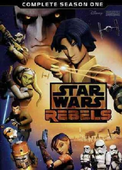 Star Wars Rebels: Complete Season 1 (DVD)
