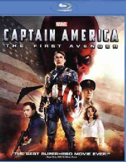 Captain America: The First Avenger (Blu-ray Disc)