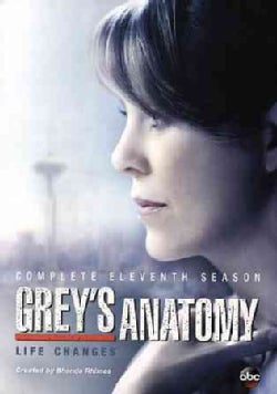 Grey's Anatomy: Season 11 (DVD)