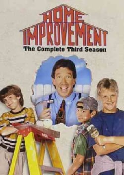 Home Improvement: Season 3 (DVD)