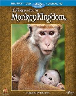 Disneynature: Monkey Kingdom (Blu-ray/DVD)