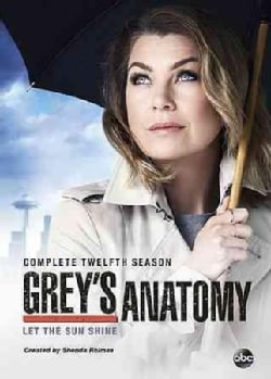 Grey's Anatomy: Season 12 (DVD)