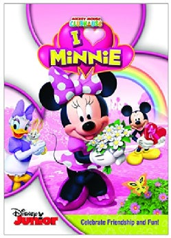 Mickey Mouse Clubhouse: I Heart Minnie (DVD)