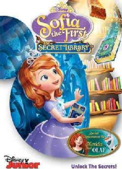 Sofia The First: The Secret Library (DVD)
