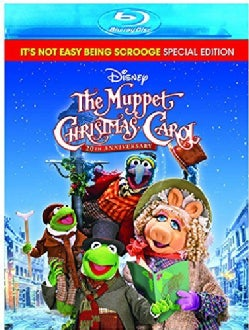 The Muppet Christmas Carol (Blu-ray Disc)