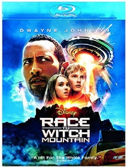 Race To Witch Mountain (Blu-ray Disc)