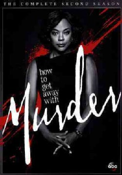How To Get Away With Murder: The Complete Second Season (DVD)