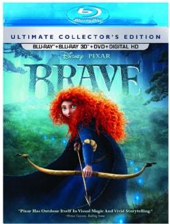 Brave 3D (Blu-ray/DVD)