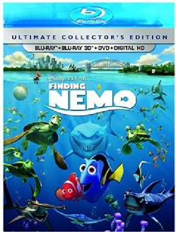 Finding Nemo 3D (Blu-ray/DVD)