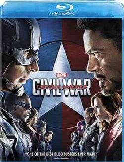 Marvel's Captain America: Civil War (Blu-ray Disc)