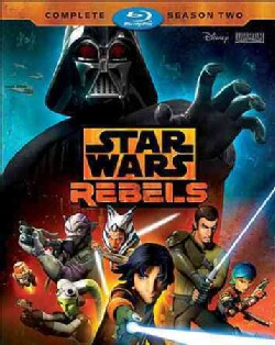 Star Wars Rebels: Complete Season 2 (Blu-ray Disc)