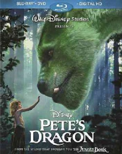 Pete's Dragon (Blu-ray/DVD)