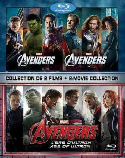 Marvel's The Avengers Collection (Blu-ray Disc)