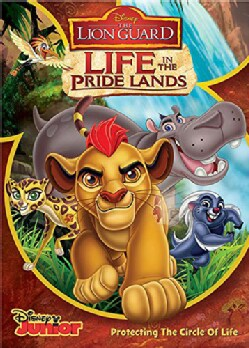 The Lion Guard: Life In The Pride Lands (DVD)