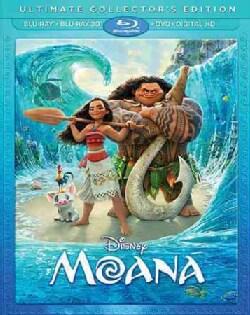 Moana 3D (Blu-ray/DVD)