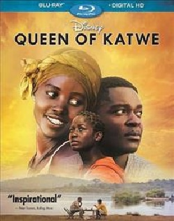 Queen Of Katwe (Blu-ray Disc)