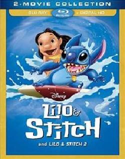 Lilo & Stitch 2-Movie Collection (Blu-ray Disc)