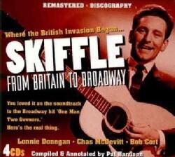 Various - Skiffle: Where The British Invasion Begans
