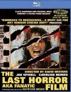 The Last Horror Film (Blu-ray Disc)