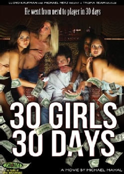30 Girls In 30 Days (DVD)