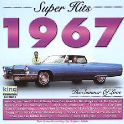 Various - Super Hits 1967: The Summer Of Love