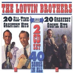 Louvin Brothers - 40 Songs