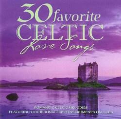 Various - 30 Favorite Celtic Love Songs