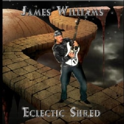 JAMES WILLIAMS - ECLECTIC SHRED