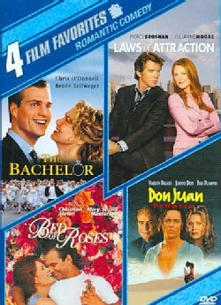 4 Film Favorites: New Line Romantic Comedy (DVD)