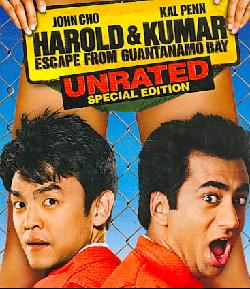 Harold and Kumar Escape from Guantanamo Bay (Blu-ray Disc)