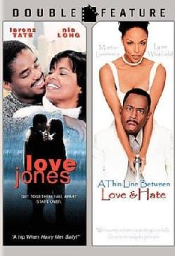 Love Jones/Thin Line Between Love & Hate (DVD)