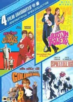 4 Film Favorites: International Spies (DVD)