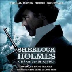 Hans Zimmer - Sherlock Holmes: A Game Of Shadows (OST)