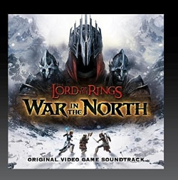 INON ZUR - LORD OF THE RINGS: WAR IN THE (SCORE) / O.S.T.