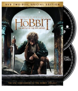 The Hobbit: The Battle of The Five Armies (DVD)