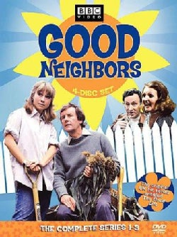 Good Neighbors: The Complete Series 1-3 (DVD)