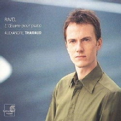 Alexandre Tharaud - Ravel:Piano Works Complete