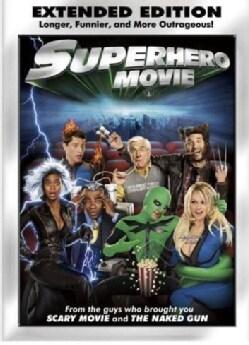 Superhero Movie (Extended Edition) (DVD)