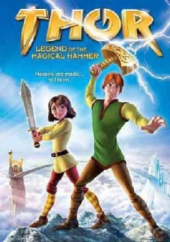 Thor: Legend of the Magical Hammer (DVD)
