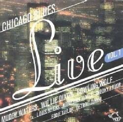 Various - Chicago Blues Live: Vol. 1