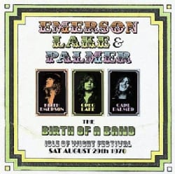 Lake & Palmer Emerson - Live at the Isle of Wight
