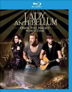 Own The Night World Tour (Blu-ray Disc)