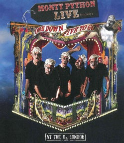 Monty Python Live (Mostly): One Down, Five to Go (DVD)