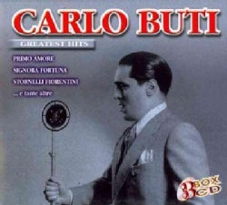 Carlo Buti - Carlo Buti Greatest Hits